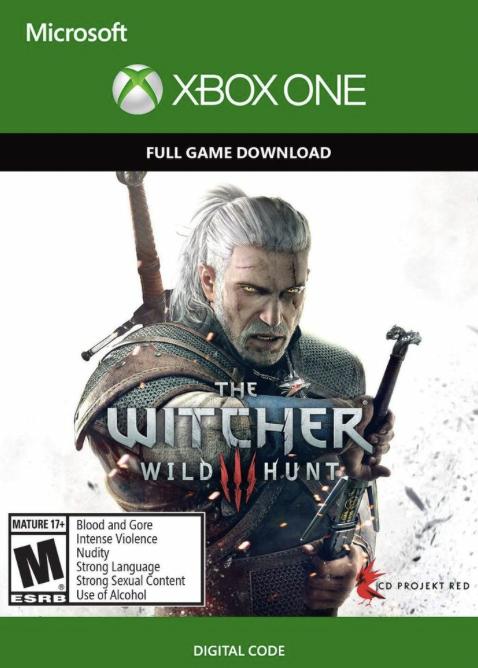 The Witcher 3 (Xbox One) - £1.75 @ Eneba / WorldTrader