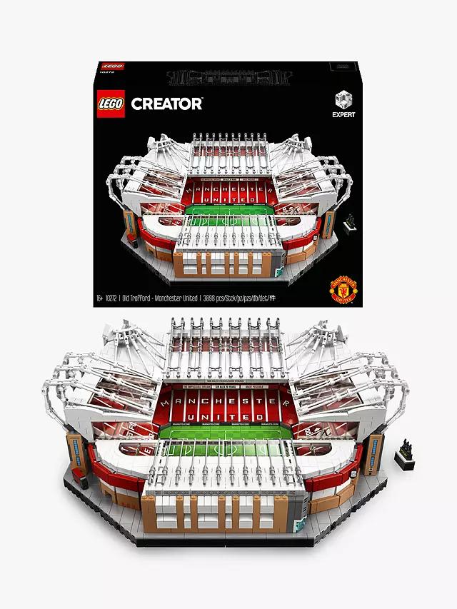 Lego creator 10272 Old Trafford - stadium 20% off - £199.99 @ John Lewis & Partners