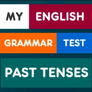 My English Grammar Test: Past Tenses Pro temporarily free at Google Play Store