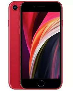 Apple iPhone SE 2020 64GB Unlocked Red (Opened – never used) - £248.89 with code @ eBay / cheapest_electrical