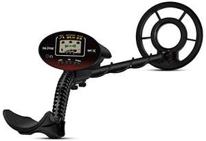 DR.ÖTEK Pinpoint Metal Detector for Adults and Kids - £59.49 Sold by Drotekor and Fulfilled by Amazon
