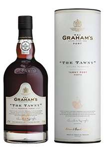 Graham's The Tawny Mature Reserve Tawny Port with Gift Tube, 75 cl £13.20 (Prime) + £4.49 (non Prime) at Amazon