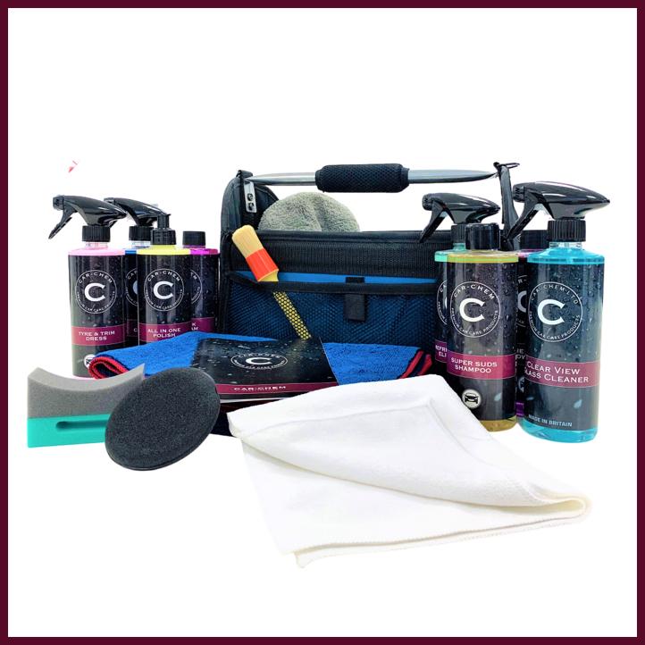 500ml Detailing Starter Kit With Bag £44.99 delivered at Car Chem