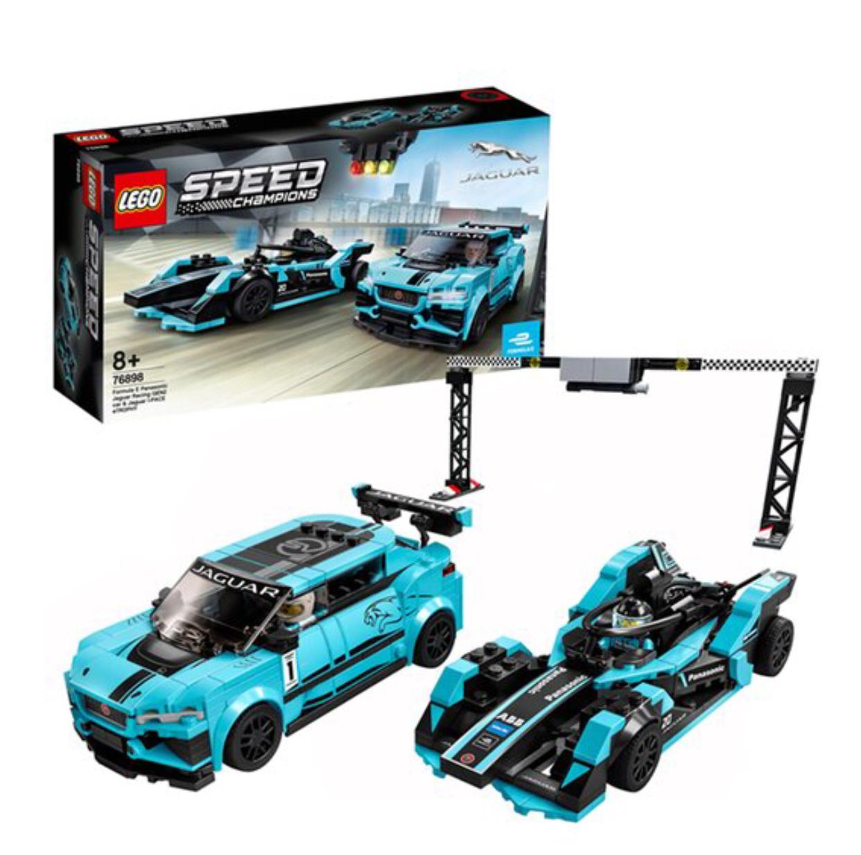 LEGO Speed Champions Jaguar Racing Set 76898 £25.25 at Tesco