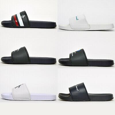 Penguin & Ben Sherman Sliders Comfort Slip On Summer Pool Sandals. Ebay expresstrainers.