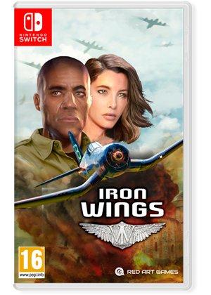 Iron Wings (Nintendo Switch) £17.39 at Base.com