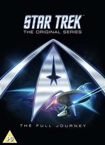 Star Trek The Original Series: The Full Journey DVD 23 Discs (used) £15 (+£1.95 delivery) @ Cex
