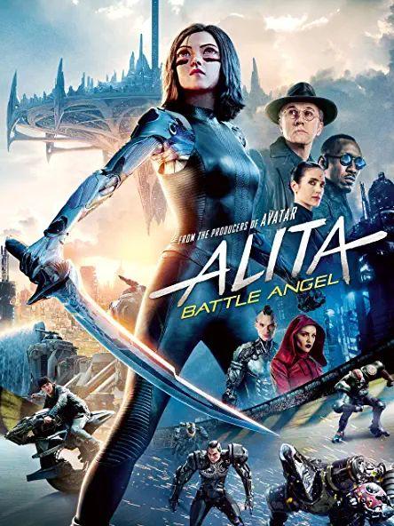 Alita: Battle Angel (4K UHD) £3.99 to own @ Amazon Video