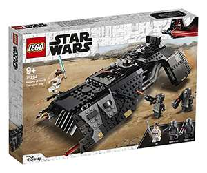 LEGO 75284 Star Wars Knights of Ren Transport Ship with Rey Minifigure £46.98 at Amazon