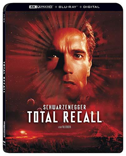 TOTAL RECALL 30TH Anniversary 4K + BD + DGTL [Blu-ray] £11.91 Prime (+£2.99 Non Prime) at Amazon