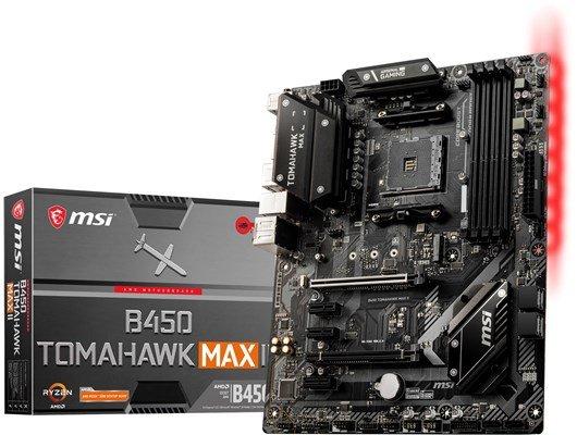 MSI B450 TOMAHAWK MAX II £79.98 @ CCL