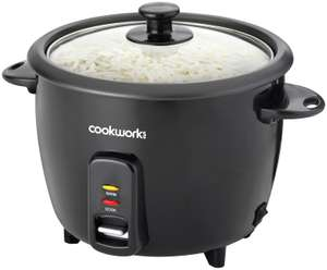 Cookworks 1.5L Rice Cooker £17.99 - Free click and collect at Argos