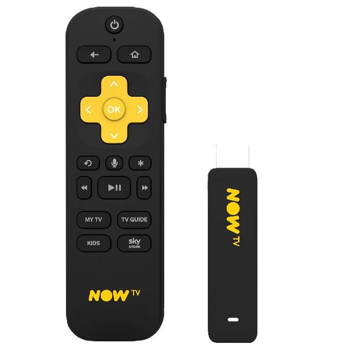 Now TV Smart Stick including 1 month Sky Sports Pass £4 Tesco Cheltenham