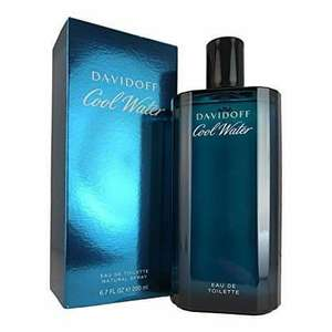 Davidoff Cool Water 200ml EDT Is £14.48 (+ £2.95 Delivery) @ Asda George