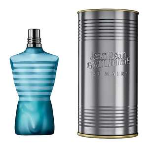 Jean Paul Gaultier Le Male 125ml £32.28 delivered at George (Asda George)