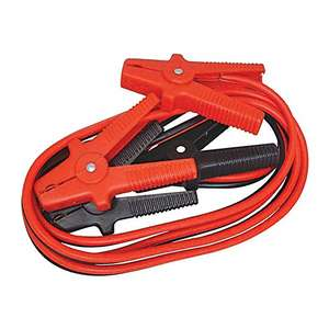 Silverline 594260 Insulated Jump Leads 600A Max - 3.6m Long £10.58 (+£4.49 Non Prime) @ Amazon