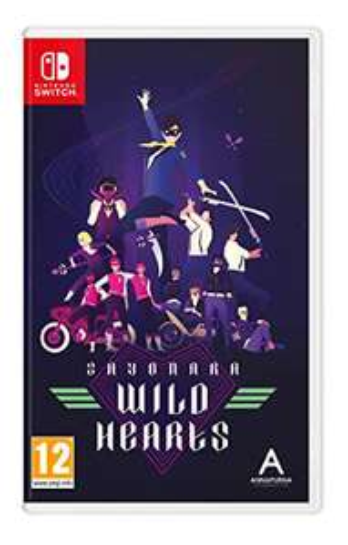 Sayonara Wild Hearts (Nintendo Switch) £8.34 at Amazon Prime (+£4.49 Non Prime)