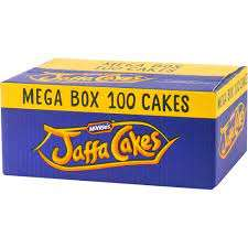 100 Jaffa cakes £3.99 at FarmFoods Plymouth