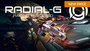 Free: Radial-G : Racing Revolved (Rift S/Quest 2 via Airlink or Link) @ Oculus Store