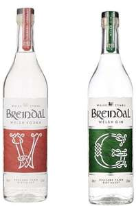 4 x Briendal Gin And 12 x 500ml Crabbie's Cider - £40 @ The Drop Store