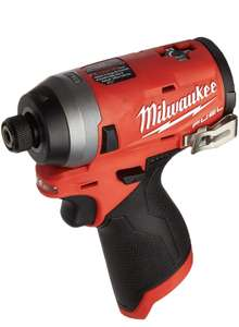 """Milwaukee Electric Tools MLW2553-20 M12 Fuel 1/4"""" Hex Impact Driver (Bare) - £62.87 - Sold by Amazon US (Mainland UK)"""