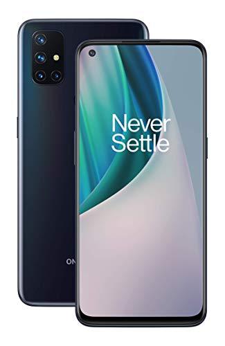 OnePlus N10 5G 6GB RAM and 128GB Storage SIM-Free Smartphone with Quad Camera, Dual SIM and Warp Charge 30T - £204.99 @ Amazon