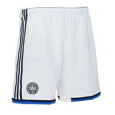 Men's Adidas white Denmark football shorts size Large only - £9.99 @ eBay / peach_sport