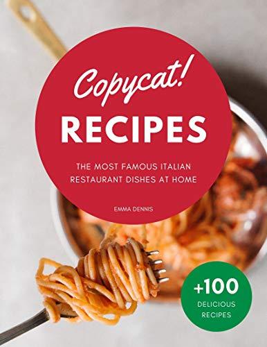 Make Italian Restaurant Dishes at Home Free Kindle Editon Ebook @ Amazon