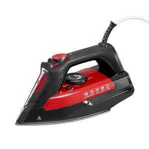 3000W Steam Iron , Now £16 & 2 Year Guarantee +Free Click & collect @ George / Asda George
