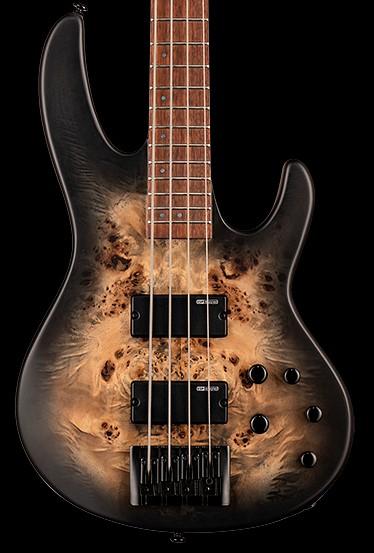 ESP LTD D-4 BP Black Natural Burst Satin Bass Guitar Further Reduced to £466 delivered @ Bax Music