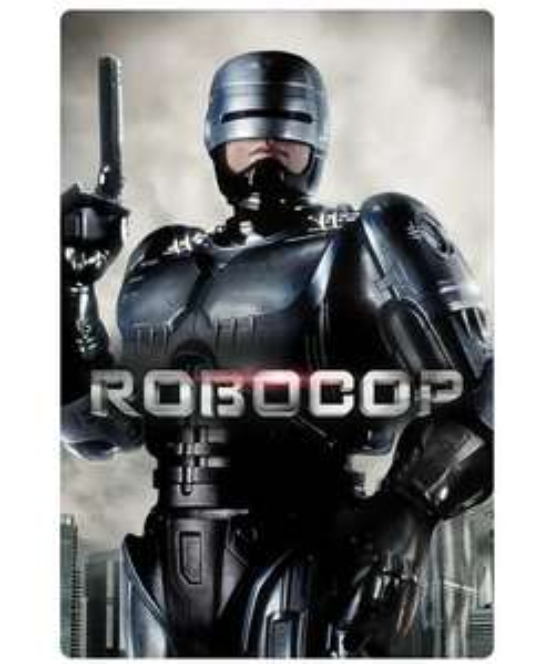 Robocop 4k £3.99 includes extras @ iTunes Store