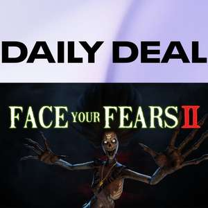 Oculus Deal of the Day - Face Your Fears 2 £11.99 @ Oculus Store