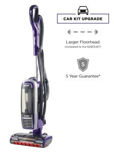 Shark Anti Hair Wrap Upright Vacuum Cleaner With Powered Lift-away Plus AZ910UKC with FREE Car Kit Upgrade - £199.96 at Shark