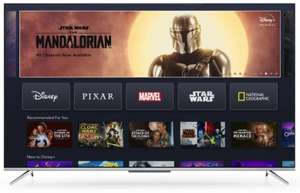 """TCL 43P715K 43"""" Inch Ultra Slim 4K HDR Smart Android TV Wi-Fi & 2 Year Warranty £239.20 (UK Mainland) peter_tyson ebay"""