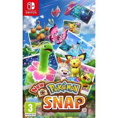 Pokemon Snap For Nintendo Switch - £32 delivered Using Code (UK Mainland) @ AO/eBay