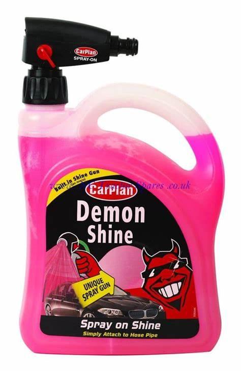 Demon shine 2ltr ( Asda Hayes ) - £3.75