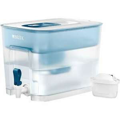 Brita Flow XL Water Filter Tank 8.2L Fridge Dispenser Jug +1 Cartridge, £23.16 with code at eBay / nxs-ballymoney