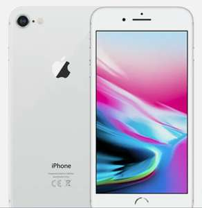 Apple IPhone 8 64GB Silver / Grey & Rose Gold Used Good Condition Unlocked - £129.59 With Code (UK Mainland) @ Music Magpie / Ebay