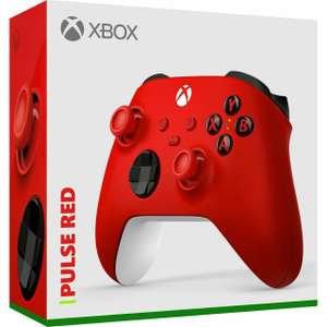Xbox Wireless Controller - Pulse Red (Xbox Series X) - £44 delivered w/code @ AO eBay (UK Mainland)