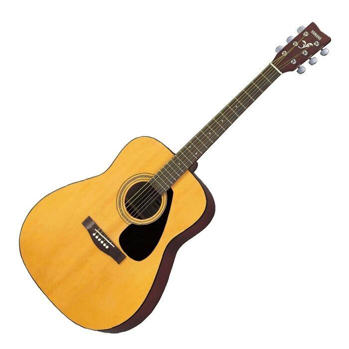 Yamaha F310 Acoustic Guitar - £107.92 Delivered Using Code @ eBay / hw_music_megastore
