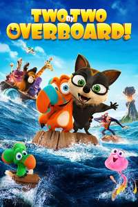 Two by Two: Overboard (2020 Animated Film) - £1.90 to rent @ Chili