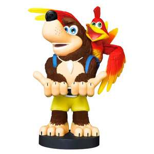 Banjo-Kazooie 8 Inch Collectable Cable Guy Controller and Smartphone Stand £14.99 Delivered using code @ Zavvi