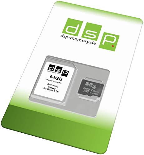 64GB Memory Card (Class 10) MicroSDHC £3.67 (+£4.49 nonPrime) @ Amazon