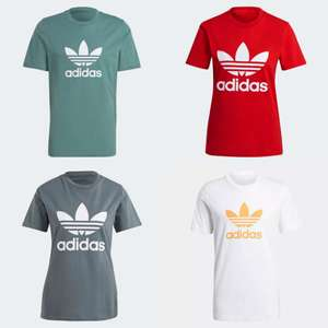 Adicolor Classics Trefoil T-Shirt from £10.12 delivered (App Only deal with unique code) @ adidas