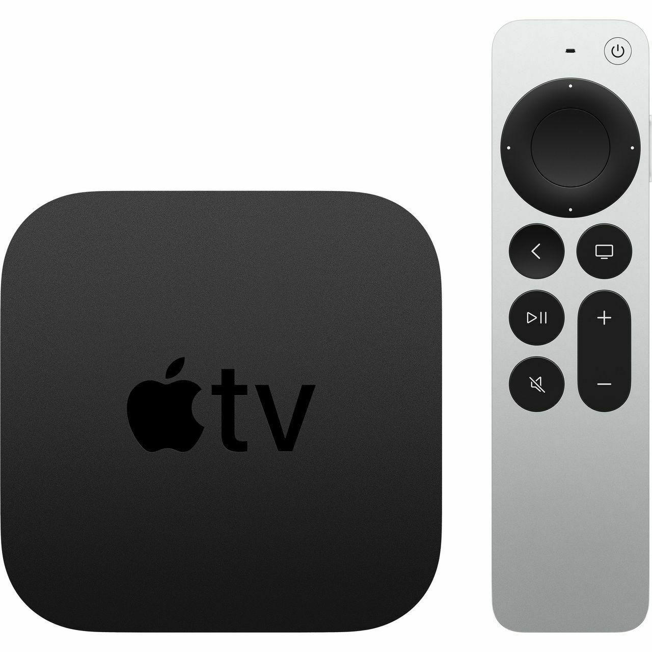 Apple TV 4K Smart Box 64GB WiFi Netflix BBC iPlayer - Black New - £151.20 delivered using code @ AO / eBay (UK Mainland)