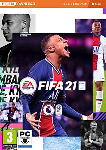 FIFA21 PC Digital standard copy for £19.99, Ultimate version for £29.99 - PC Code - Origin @ Amazon
