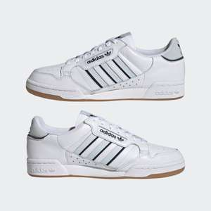 adidas Originals Continental 80 Stripes Trainers £35.06 delivered using code @ adidas