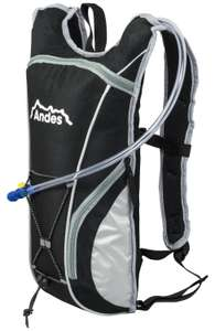 Andes 2-Litre Hydration Pack Water Rucksack for running/cycling in various colours for £12.99 delivered @ eBay / outdoorvalue