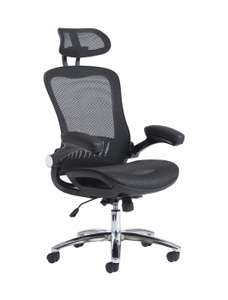 Curva High Back Mesh Office Chair CUR300T1 - £170 delivered @ 121officefurniture