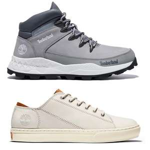 Up to 40% Off Sale + 10% Off with code + Free UK Mainland Delivery & Free Returns @ Timberland
